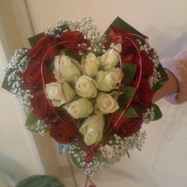 Bouquet Cœur